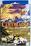 Colorado Souvenir Playing Cards Design 1