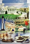Virginia State Collage Souvenir Playing Cards Design 1
