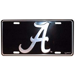 Alabama Crimson Tide Elite License Plate-NCAA