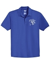 Pendleton Wildcats 3 Button 100 % Cotton Polo Style Shirt
