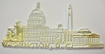 Washington DC Fridge Magnet Design 10