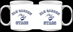 Elk Garden Stags Coffee Cup Picture on each side Design 2