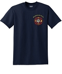 Elk Garden Fire Department Tee Shirt