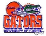 Florida Gators Helmet Magnet-NCAA