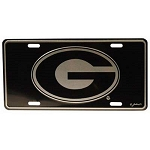 Georgia Bulldogs Elite License Plate-NCAA