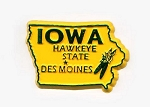 Iowa State Outline Magnet Design 1