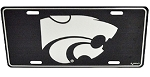 Kansas State Wildcats Elite Plate-NCAA