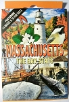 Massachusetts Souvenir Playing Cards