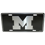Michigan Wolverines Elite License Plate-NCAA