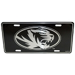Missouri Tigers Elite License Plate-NCAA