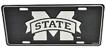 Mississippi State Bulldogs Elite License Plate-NCAA