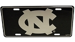 North Carolina Tarheels Elite License Plate