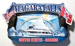 Niagara Falls Montage Artwood Fridge Magnet Design 27