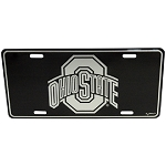 Ohio State Buckeyes Elite License Plate-NCAA