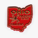 Ohio State Outline Fridge Magnet