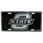 Oklahoma State University Elite Plate