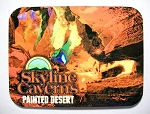 Skyline Caverns Virginia Painted Desert Photo Fridge Magnet Design 26