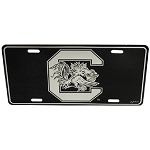 South Carolina Gamecocks Elite License Plate NCAA