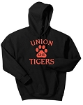 Union Tigers Hoodie Design 2