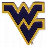 WV Logo Fridge Magnet-NCAA