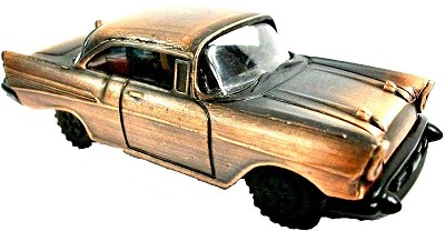 1957 Chevy Die Cast Metal Pencil Sharpener