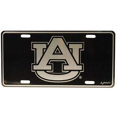 Auburn Tigers Elite License Plate-NCAA