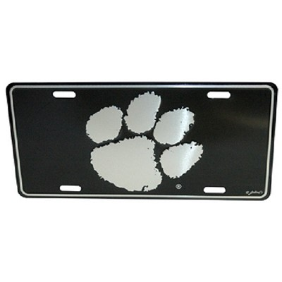Clemson Tigers Elite License Plate NCAA