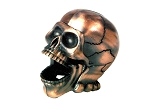Skull Die Cast Metal Collectible Pencil Sharpener
