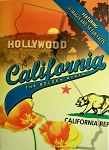 California Souvenir Playing Cards