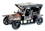 Old Time Car Die Cast Metal Collectible Pencil Sharpener