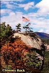 Chimney Rock North Carolina Fridge Magnet
