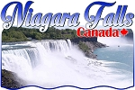 Niagara Falls Photo Fridge Magnet