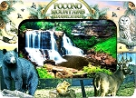 Pocono Mountains Pennsylvania 4 x 6 Picture Frame Fridge Magnet