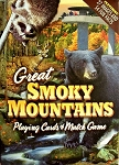 Great Smoky Mountains with Blackbear Playing Cards