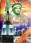New York with Statue of Liberty Playing Cards