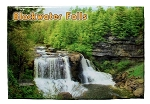 Blackwater Falls State Park West Virginia Fridge Magnet