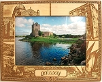 Galway Ireland Laser Engraved Wood Picture Frame (5 x 7)