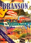 Branson Souvenir Playing Cards