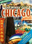 Chicago Illinois The Windy City Souvenir Playing Cards