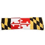 Maryland Flag Headband