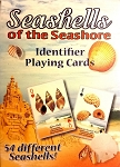 Seashells of the Seashore Souvenir Playing Cards