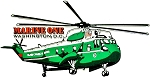 Marine One Helicopter Washington D.C. Fridge Magnet