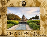 Charleston South Carolina Laser Engraved Wood Picture Frame (5 x 7)