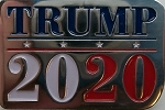 Trump 2020 Hat Tac or Lapel Pin