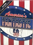America's Fantastic 50 Souvenir Playing Cards