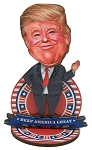 Donald Trump Keep America Great Bobble Head