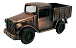 Old Time Delivery Truck Die Cast Metal Collectible Pencil Sharpener