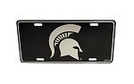 Michigan State Spartans Elite License Plate-NCAA