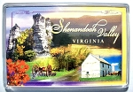 Shenandoah Valley Virginia Photo Fridge Magnet