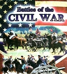 Battles of the Civil War Souvenir Playing Cards